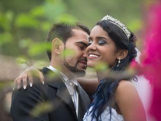 O casamento de Vinicius e Taiana