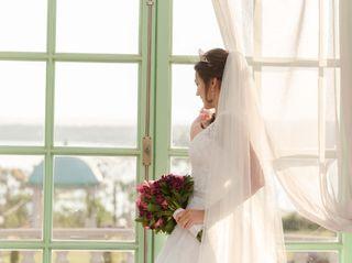 O casamento de Evelyn e Wesley 1