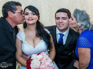O casamento de Jéssica  e Gílson  3