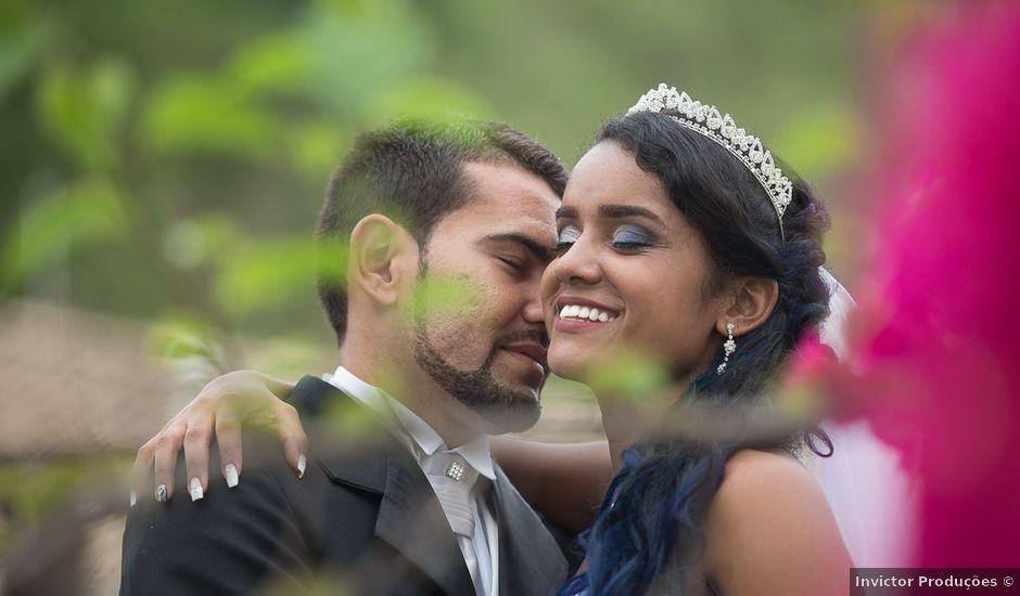 O casamento de Taiana e Vinicius em Nova Iguaçu, Rio de Janeiro