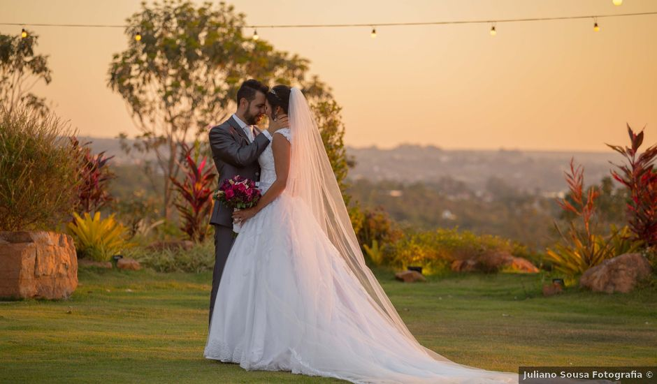 O casamento de Wesley e Evelyn em Brasília, Distrito Federal