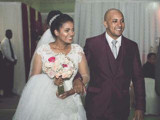 O casamento de Sara e Alan 1