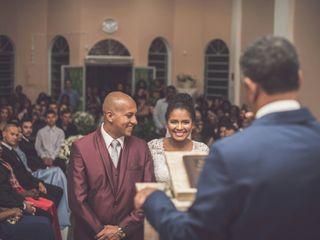 O casamento de Sara e Alan