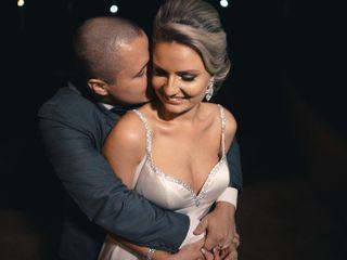 O casamento de Luana e Henrique
