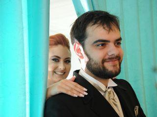 O casamento de Camila e Carlos 1