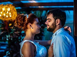 O casamento de Camila e Carlos
