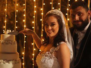 O casamento de Suzani e Junior 1
