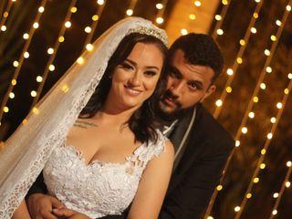 O casamento de Suzani e Junior
