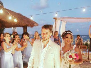 O casamento de Larissa  e Rubens 3