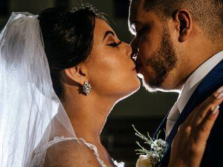O casamento de Karoline e Sidney Max