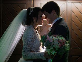 O casamento de Monyque e Lucas