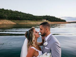 O casamento de Raquel e Hernane