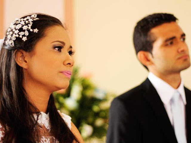 O casamento de Pamila e Elias