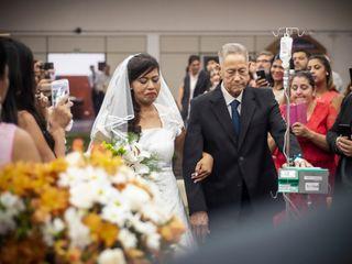 O casamento de Cristiane e Jucimar 3