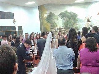 O casamento de Gabriela e Maicom 1