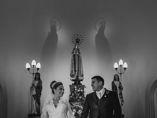 O casamento de Estelita Cavalcante e Antônio Cavalcante 1