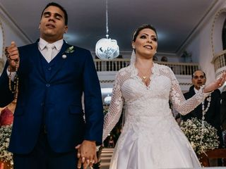 O casamento de Estelita Cavalcante e Antônio Cavalcante 3