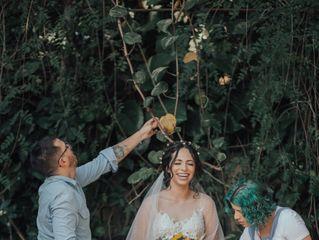 O casamento de Larissa e Fabriny 1