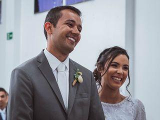 O casamento de Beatriz e Cezar