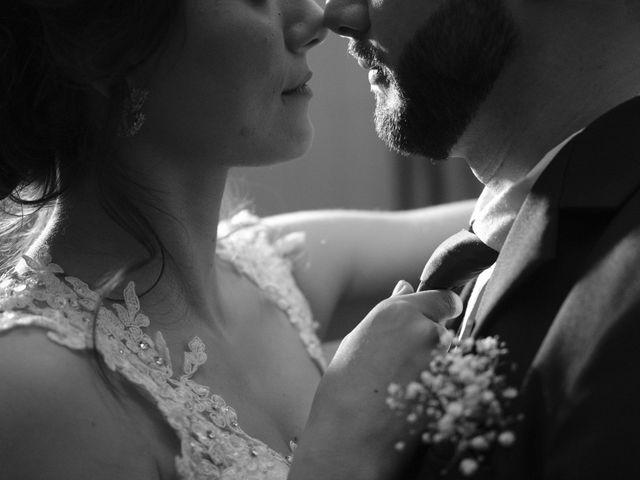 O casamento de Fernanda e bruno