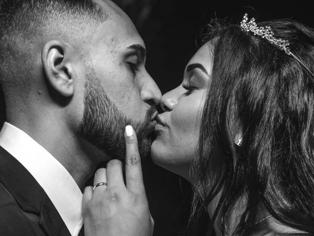 O casamento de Alexandra e Rodrigo