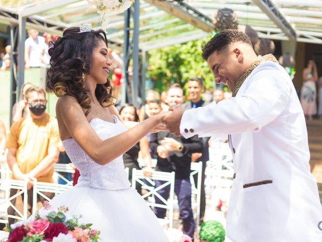 O casamento de João Victor e Camila Kelly em São Bernardo do Campo, São Paulo 20