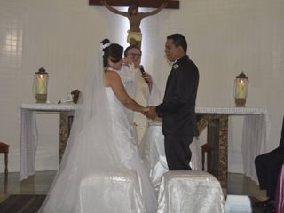 O casamento de Sharline e Tiago