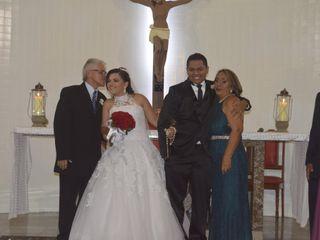 O casamento de Sharline e Tiago 2