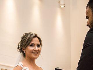 O casamento de Talita e Robson 2