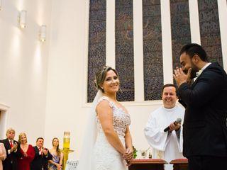 O casamento de Talita e Robson 3