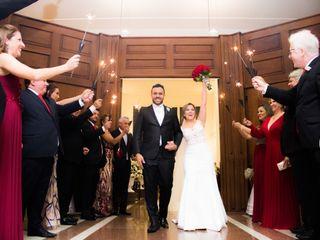 O casamento de Talita e Robson