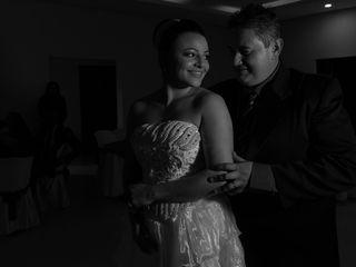 O casamento de Priscila e Jaime