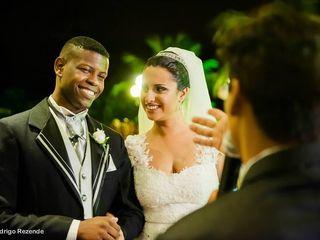O casamento de Jéssica e Hugo