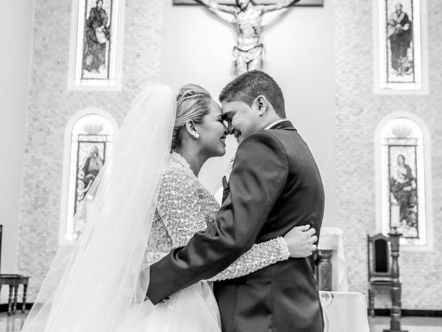 O casamento de Celyany e Vitor