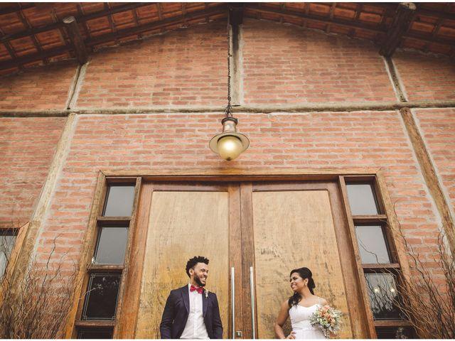 O casamento de Cintia e Danilo