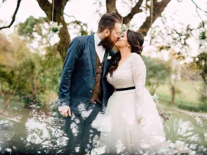 O casamento de Vanessa e Henrique