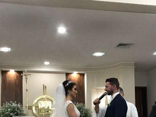 O casamento de Valéria e Junior 3