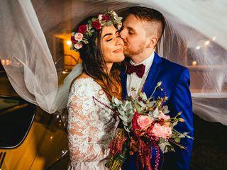O casamento de Elis e Mateus