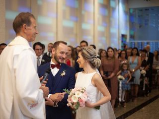 O casamento de Tahiná e Fábio 3