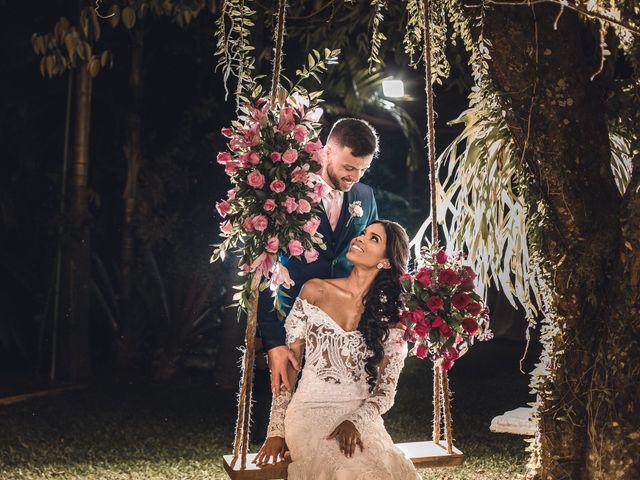 O casamento de Deiner e Victória em Maricá, Rio de Janeiro 39