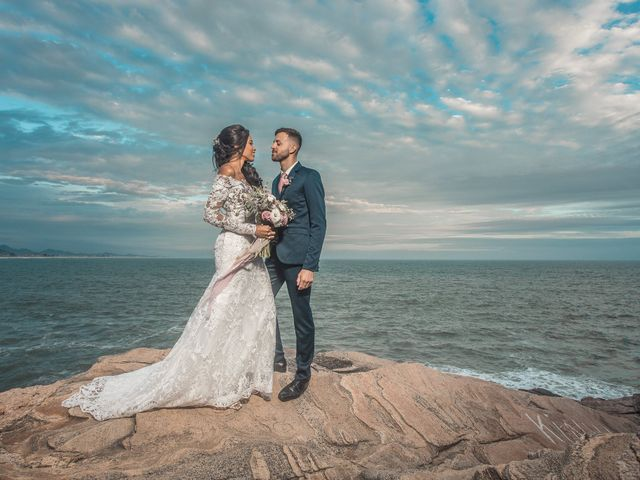 O casamento de Victória e Deiner