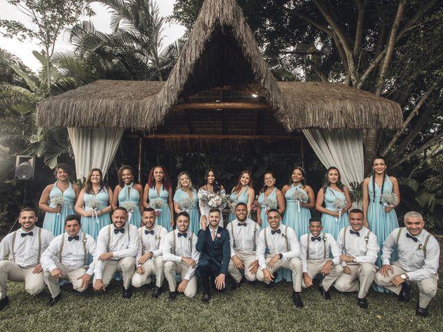 O casamento de Deiner e Victória em Maricá, Rio de Janeiro 53