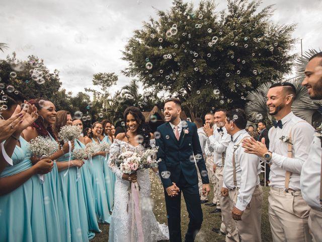 O casamento de Deiner e Victória em Maricá, Rio de Janeiro 56