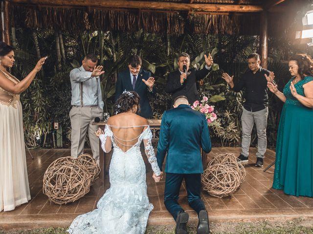O casamento de Deiner e Victória em Maricá, Rio de Janeiro 62