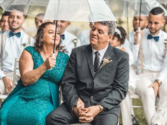 O casamento de Deiner e Victória em Maricá, Rio de Janeiro 81