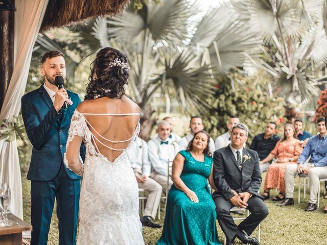 O casamento de Deiner e Victória em Maricá, Rio de Janeiro 85