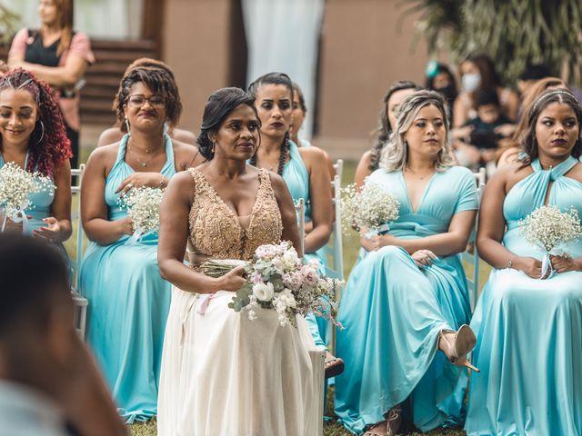O casamento de Deiner e Victória em Maricá, Rio de Janeiro 100