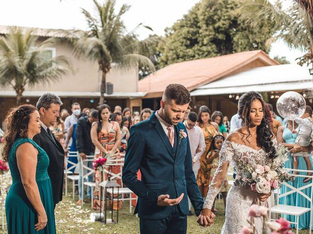 O casamento de Deiner e Victória em Maricá, Rio de Janeiro 109
