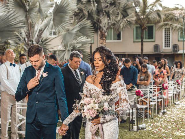O casamento de Deiner e Victória em Maricá, Rio de Janeiro 110