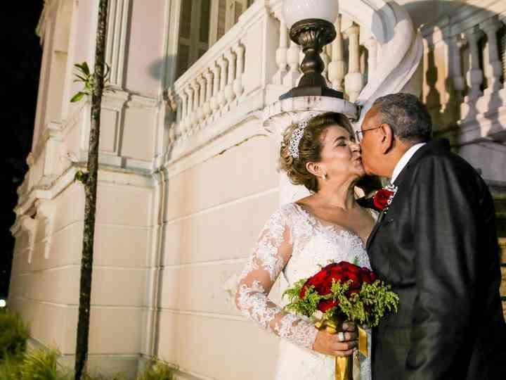 O casamento de Ivete e Antonio